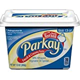 Parkay Margarine Spread, 13 Ounce Bowl -- 12 per case.