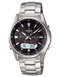 ] CASIO watch LINEAGE lineage tough solar radio watch MULTIBAND 6 LCW-M100D-1AJF mens watch (japan import)