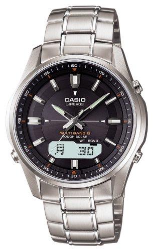 ] CASIO watch LINEAGE lineage tough solar radio watch MUL...
