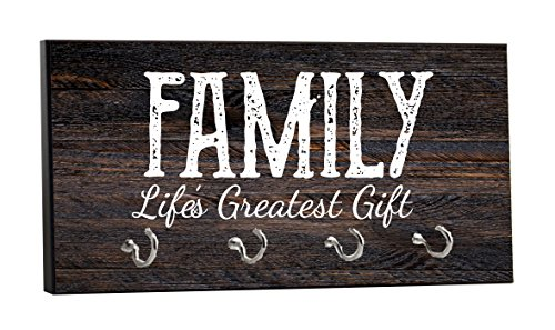 Family - Life's Greatest Gift on Wood Print - 5
