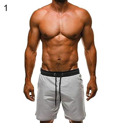Nordira Pantalones de Yoga para Hombre, con cordón de Ajuste ...