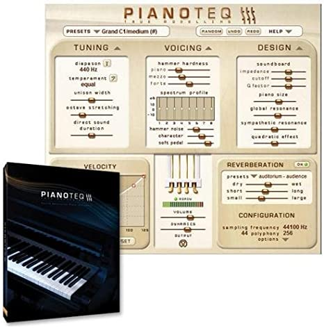 modartt pianoteq Virtual instrumento: Amazon.es: Instrumentos ...