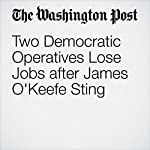 Two Democratic Operatives Lose Jobs after James O'Keefe Sting | David Weigel