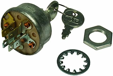 Bobcat Ransom 128010 Replacement Ignition Switch