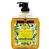 Prima Spremitura Organic Natural Extra Virgin Olive Oil Moisturizing Shower Gel (500ml/16.9 oz)