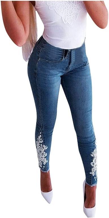 Ladies Skinny Printed Leggings Womens Full Length Stretchy Trousers 80s Retro