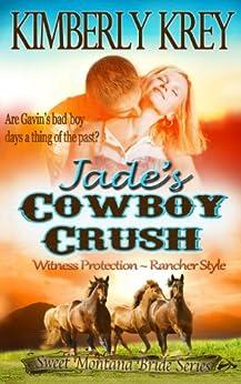 Jades Cowboy Crush Witness Protection ebook