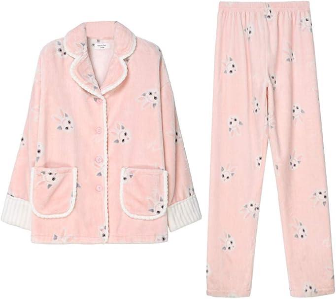 Bayrick Pijama Invierno Mujer Polar,Pijama Damas Invierno ...