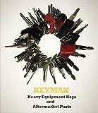 Keyman 35 Heavy Equipment Construction Keys Set / Construction Ignition Key Set (35 keys)