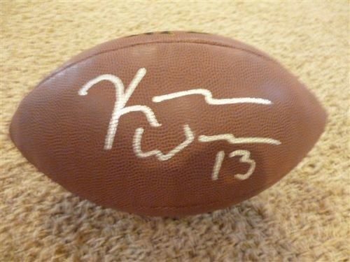 Wilson Nfl Signed Football - KENDALL WRIGHT SIGNED AUTO WILSON OFFICIAL NFL FOOTBALL GTSM AUTOGRAPHED