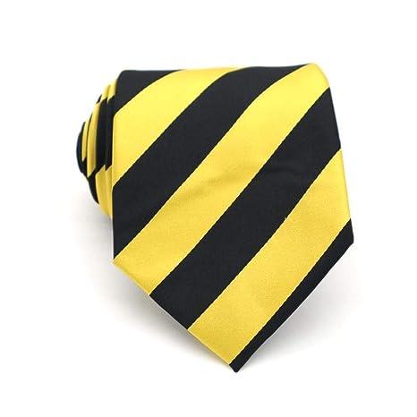 ZHAOSHUNAN Tie cravatta Corbatas para Hombres Diversos Patrones ...