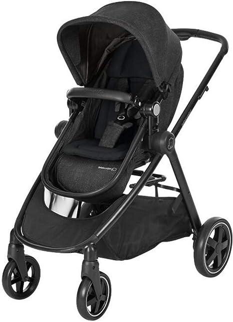 Opinión sobre Bébé Confort Zelia cochecito desde nacimiento, color nomad black