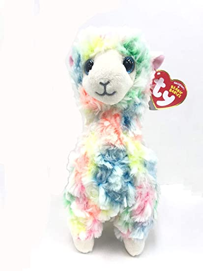 3065cda774e Image Unavailable. Image not available for. Color  Ty - Beanie Babies - Lola  Llama  toys