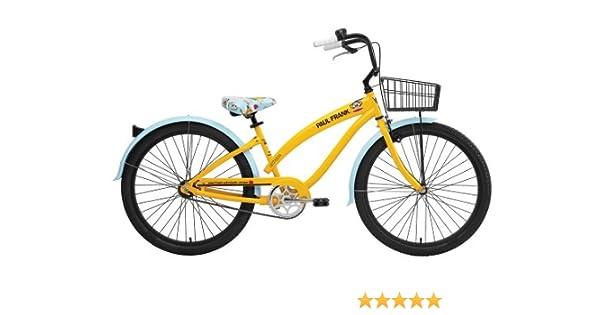 Nirve 3387 - Bicicleta Cruiser para Mujer, Cuadro 16 in, Color ...