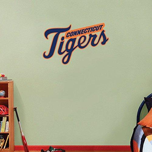 - qualityprint Connecticut Tigers MiLB Minor Baseball Sport Home Decor Vinyl Wall Sticker 25'' X 15''