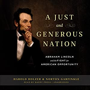 A Just and Generous Nation Audiobook