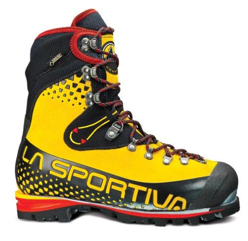 La Sportiva Nepal Cube GTX Mountaineering Boot - Men's Yellow 43