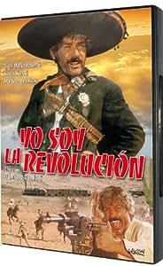 Yo soy la revolución [DVD]