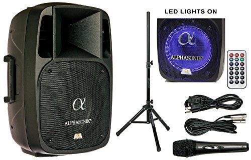 Alphasonik 12 Powered 2000W