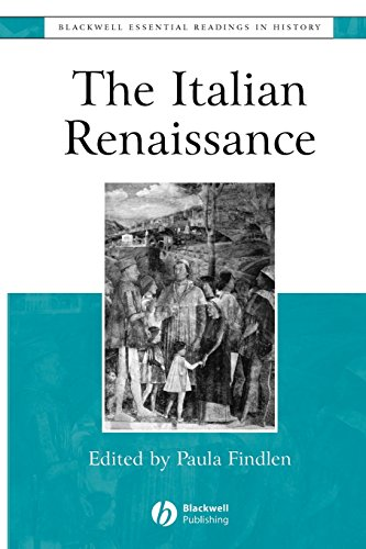 The Italian Renaissance: The Essential Readings