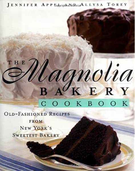 Awesome The Magnolia Bakery Cookbook Old Fashioned Recipes From New Personalised Birthday Cards Veneteletsinfo
