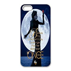 Poster Once Upon a Time Hard Plastic phone Case Cover For Apple Iphone 5 5S Cases ZDI088504