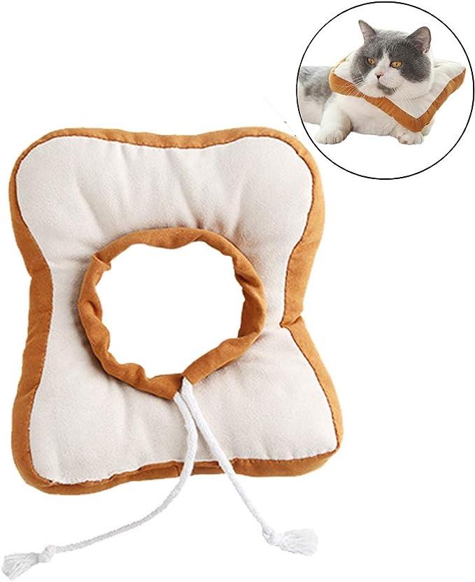HanryDong adorable disfraz de gato de pan tostado y corbata para ...
