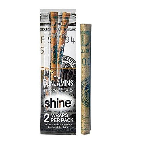 amazon com shine tattooed wrapstm the benjamins everything else