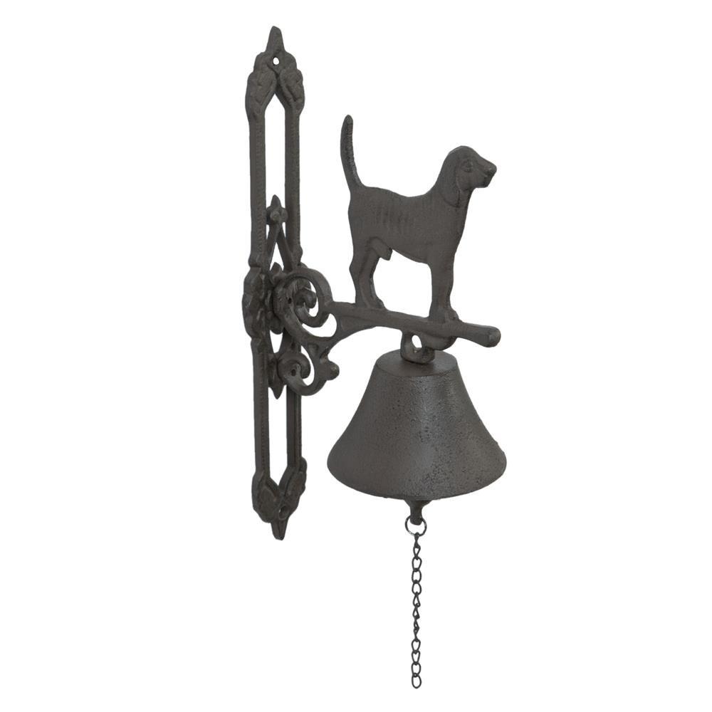 6Y0996 Timbre de puerta / Campana - Perro ca. 34 x 17 x 10 cm Clayre & Eef