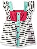 Rosie Pope Girls Baby Newborn & Infant Playwear Sets, Stripes, 18M