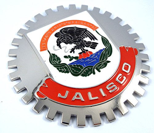 Jalisco Mexico Grille Badge