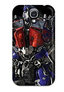 High-quality Durable Protection Case For Galaxy S4(optimus Prime)