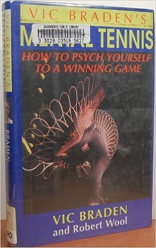 Book Vic Braden'S Mental Tennis