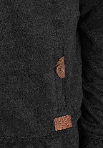 cremallera Alesso 70155 Black para BLEND con Sudadera Hombre tTv4qWZfw
