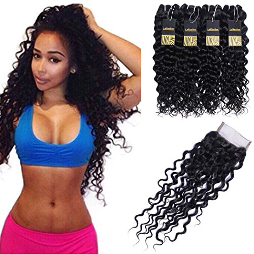 wet and wavy hair bundles - 6