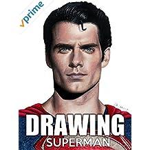 Drawing Superman