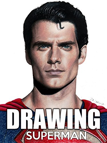 Drawing Superman by