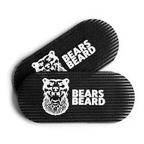 Bears Beard - Hair Gripper, Hair Grip, 2 pcs of Hair Holder