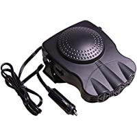 LESSER PANDA 12V 150W 2 in 1 Car Vehicle Heater Heating Cool Fan Windscreen Demister Defroster