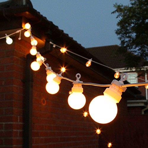 LED Vanity Light Bulb, JandCase G14 Globe Bulb, 1 Watt(10W Equivalent), Soft White 3000K, Ideal for Bathroom Mirror, Porch, Strip Lights, Ceiling Fan, Night Light, E26/E27 Base, Not Dimmable, 6 Pack
