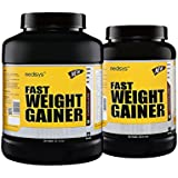 Medisys Fast Weight Gainer Chocolate 3Kg+2Kg