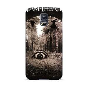 Anti-Scratch Hard Cell-phone Case For Samsung Galaxy S5 (Fvd1988MFOc) Customized Lifelike Dream Theater Band Series