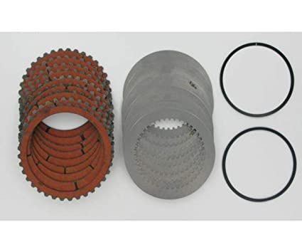 Amazon.com: Barnett Performance Products Replacement Clutch Plate Set 306-32-40543: Automotive