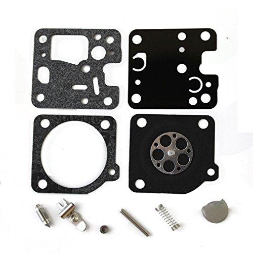 Podoy Carburetor Rebuild Kit for Zama RB-107 Echo SRM230 SRM231 210 210i 225 225i Trimmer