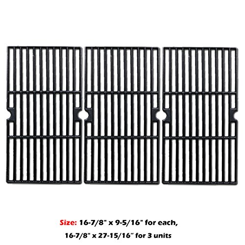 Which is the best cast iron grill grates charbroil?