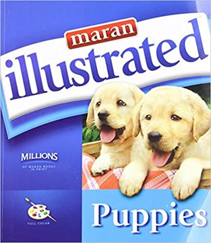 Book Maran Illustrated Puppies by Don Hellriegel (2006-08-17)