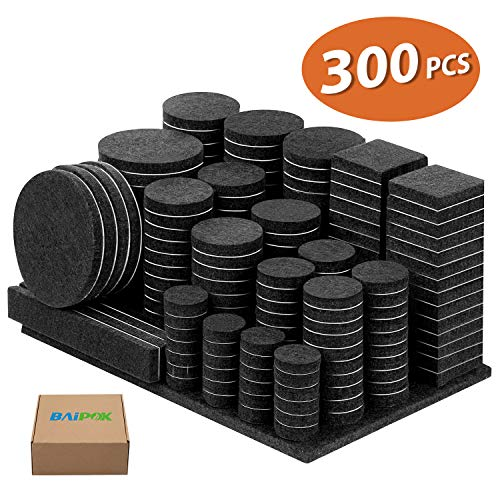 Furniture Pads 300 Pieces