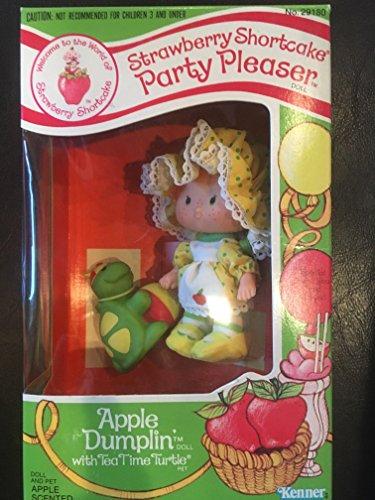 Vintage Strawberry Shortcake Apple Dumplin Party Pleaser Doll]()