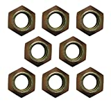 """184273M1 (8) Rear Wheel Lug Nuts for Ford Tractors 5/8""""-18 hex Chamfered"""