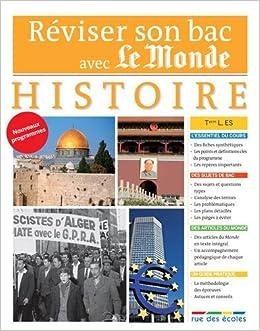 Reviser son bac avec le monde - histoire ne Réviser son bac avec le Monde: Amazon.es: Didier Giorgini, Cédric Oline, Mélanie Mettra-Geoffret, ...